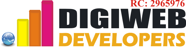 DigiWeb Developers' Logo